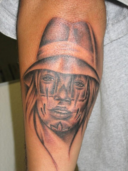 Money Mike Tattoo Artist