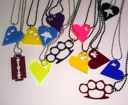Rude Pendants 2